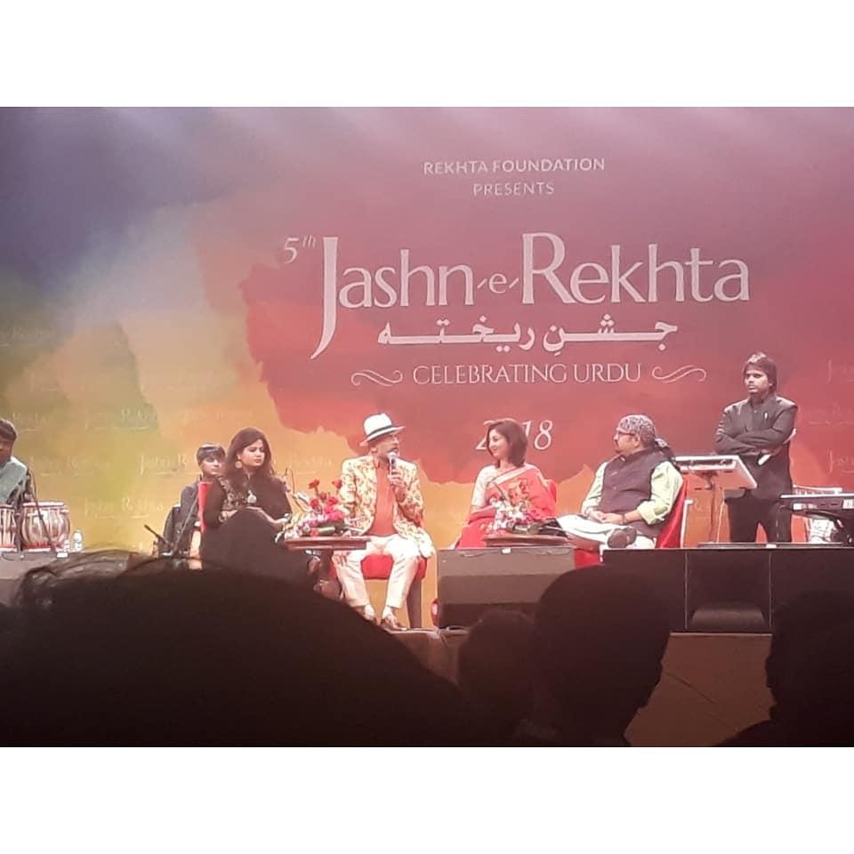 Jashn-e-Rekhta by Global Nexus - Event management company