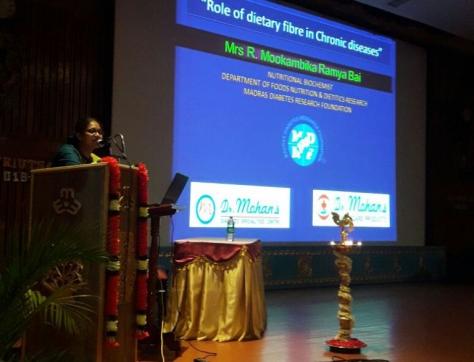 Dr-Ramya-Speech-Diabetic-Awareness-Event-Management