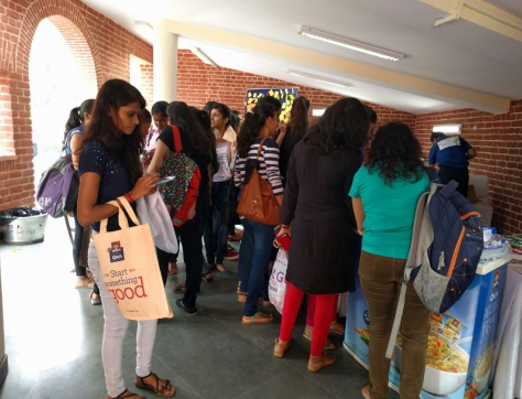 Participants-QUAKER-Oats-Event-Delhi-India