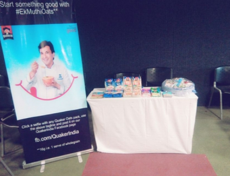 QUAKER-Oats-Nutrition-Week-Event-Management-Company-Noida