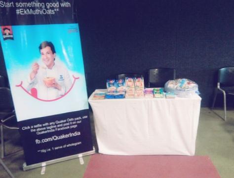 QUAKER-Oats-Nutrition-Week-Event-Management-Company-Noida